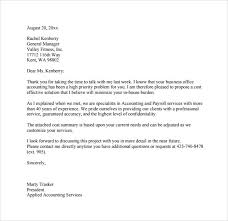 Business Proposal Letter Forma