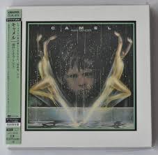<b>Camel</b> / <b>Rain</b> Dances Japan Mini LP Platinum SHM-CD Box Limited ...