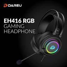 Tai nghe DARE-U EH416 RGB Black - Larioz Store