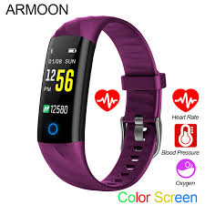 <b>Smart Bracelet S5</b> Android IOS Heart Rate Sleep Monitor Fitness ...