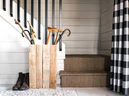 do it yourself pallet furniture. Foyer Storage Bin Do It Yourself Pallet Furniture