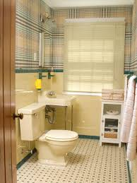 redecorating a 50s bathroom