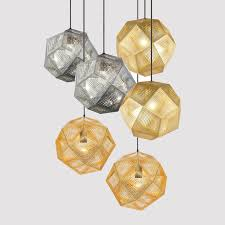geometric globe metal mesh gold silver industrial pendant light at lifeix design gold and silver chandelier m80