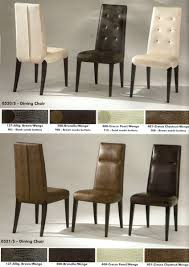 Genuine Leather Dining Room Chairs Dining Chair Genuine Leather Dining Chairs