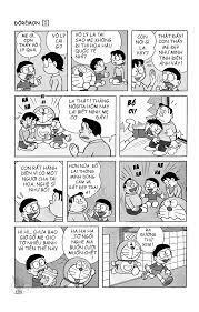 Truyện tranh Doremon - Tập 1 - Chương 10: Thỏi son ngọt ngào