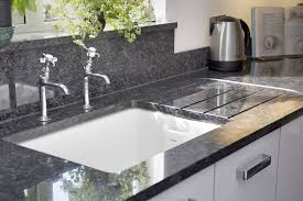Granite Worktops For Kitchens Steel Grey Granite Worktops