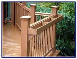 railing planters diy deck railing planter box plans deck railing planters diy railing planters diy planter bo for decks wood