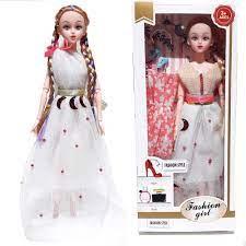 Hộp búp bê Barbie công chúa cho bé kèm đồ phụ kiện búp bê có khớp cao –  Shop Bé Trẻ Thơ