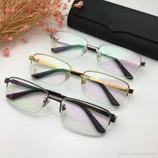 Inexpensive Designer Eyeglasses 8200817 Eyeglasses Frame Women Men Brand Designer Eyeglass Frames Designer Brand Eyeglasses Frame Clear Lens Glasses Frame Oculos With Case
