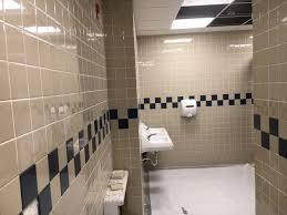 high school bathroom. JPG High School Bathroom I