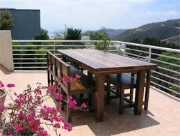 faux stone outdoor dining table. fresh ideas stone top outdoor dining table inspiring design tables faux i