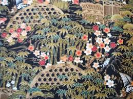 Asian Japanese Oriental Fabric : Australian Fabric, Quilting and ... & Asian Japanese Oriental Fabric Adamdwight.com