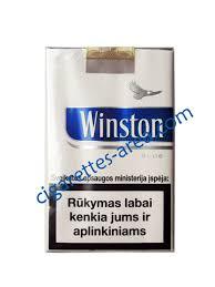 Winston Lights Price Winston Blue Soft Cigarettes Winston Blue Winston