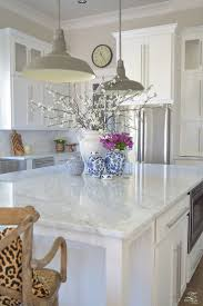 Coastal Kitchen Kitchen Coastal Kitchen Blue And White Kitchen Design Idea