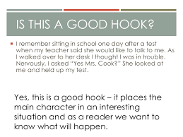how to write an introduction in good writing hooks the good hooks bio the actuality could likewise incorporate statistical information if you want to use a hook for research paper to catch a big fish
