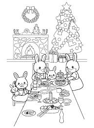 Kleurplaat Dier Moeilijk Weihnachten Malvorlagen Malvorlagen1001 De