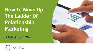 Move Up The Ladder How To Move Up The Ladder Of Relationship Marketing