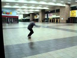 Skating Inside Klein Forest High School Youtube