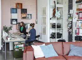 architect home office. Adam And Deborah Working In Their Home Office. Architect Office N