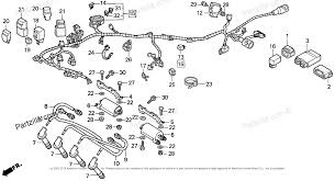 honda motorcycle parts 1994 cbr900rr a wire harness diagram