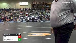 108 lbs Round Of 128 - Cisco Cabrera, Dethrone vs Mattie Wilkerson, Eagle  Point Wrestling