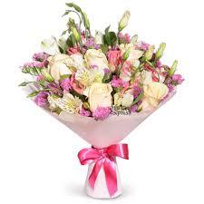 Букет «Flora Express», Настроение - Весна - buy at the price of ...