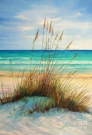 siesta key beach dunes by gabriela valencia beautiful paintingswatercolor
