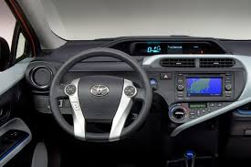 2013 Toyota Prius c - Information and photos - ZombieDrive