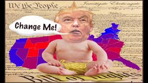 Image result for trump wears  diapers