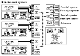 kenwood kac 959 5 channel power amplifier wiring diagram