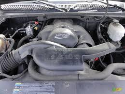 2003 Cadillac Escalade EXT AWD 6.0 Liter OHV 16-Valve V8 Engine ...