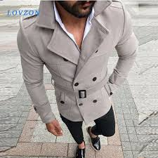 Best Offers for <b>men</b> coat <b>british style</b> ideas and get free shipping - a533
