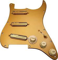 replacement pickguards guitar repair bench lace 30th anniversary gold sensors loaded pickguard