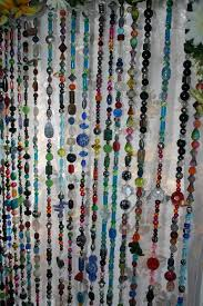 the beaded curtains i wanted in the 60s