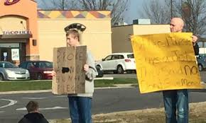 viral photo shows iowa man shaming panhandlers who declined job viral photo shows iowa man shaming panhandlers who declined job offer com