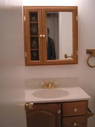 Bathroom Mirror With Storage