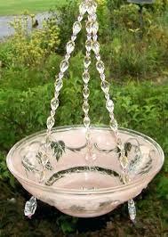 bird bath lamp birdbath or plant holder homemade glass lamp shade bird bath table lamp