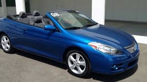 USED 2008 Toyota Solara Convertible for sale in Tampa Bay - Call ...
