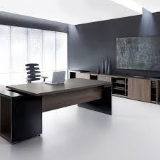 Ultra Modern Executive Black Desk  Pinterest
