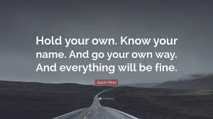 Own It Quotes