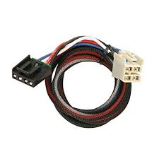 Tekonsha Brake Control Harness Fit Charts Tekonsha 3016 P Brake Control Wiring Adapter For Gm