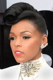 janelle monae at the bet awards such a great look
