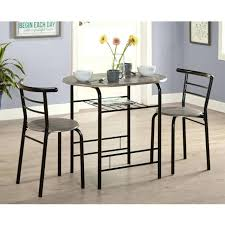 dining table and 2 chairs breakfast set bistro table set 3 piece dining for 2 furniture
