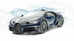 The chiron is the fastest, most powerful, and exclusive production super sports car in bugatti's history. This Insane Mansory Tuned Bugatti Chiron Costs 4 8 Million Robb Report