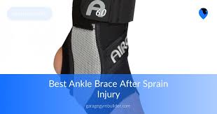 10 Best Braces For Sprained Ankle Reviewed In 2019