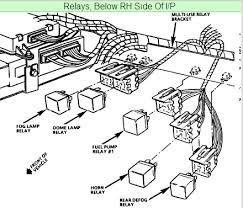 85 corvette fuel pump relay wiring diagram 85 wiring diagrams 91 chevy corvette fuel pump relay location