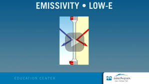 how low e glass works