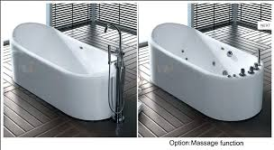 acrylic bathtub bathtub spa whirlpool soaking kohler acrylic bathtub cleaners
