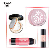 get ations heelaa hera makeup cosmetic sets for beginners four sets of south korean imports of bottoming isolation