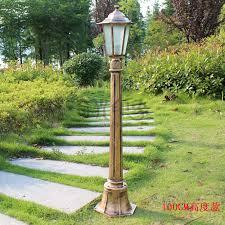 waterproof led garden outdoor lighting